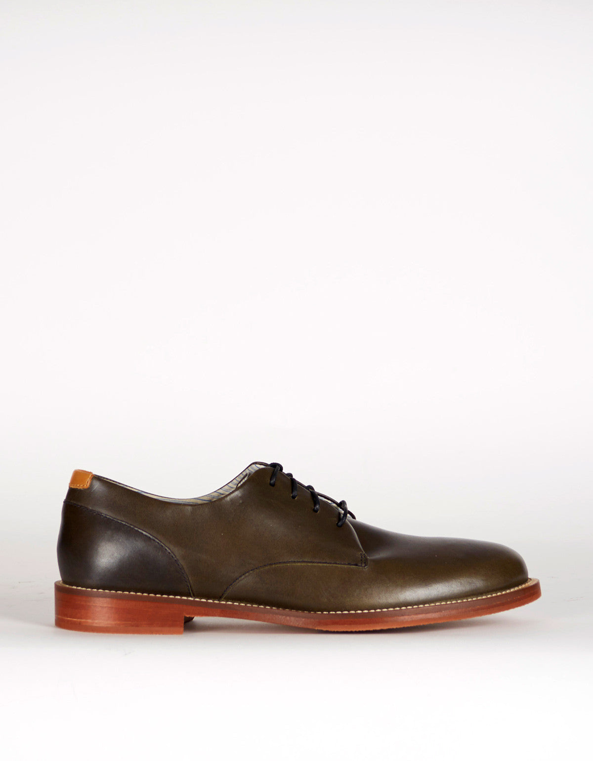 J Shoes William Derby Black - Still Life - 1