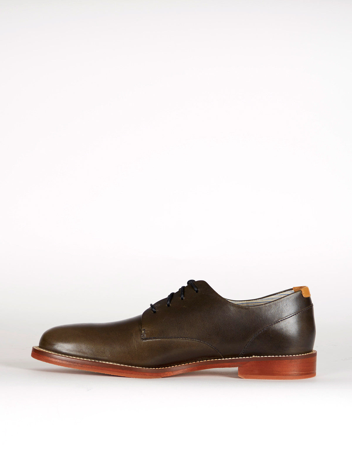 J Shoes William Derby Black - Still Life - 2