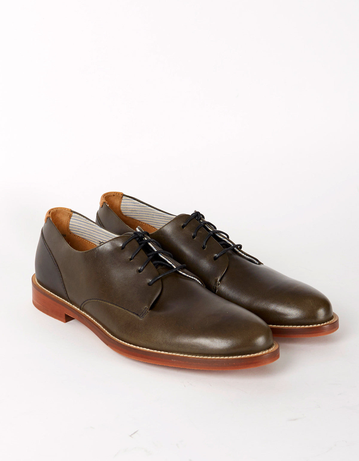 J Shoes William Derby Black - Still Life - 4
