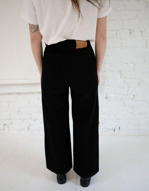 Just Female Calm Jeans in Black