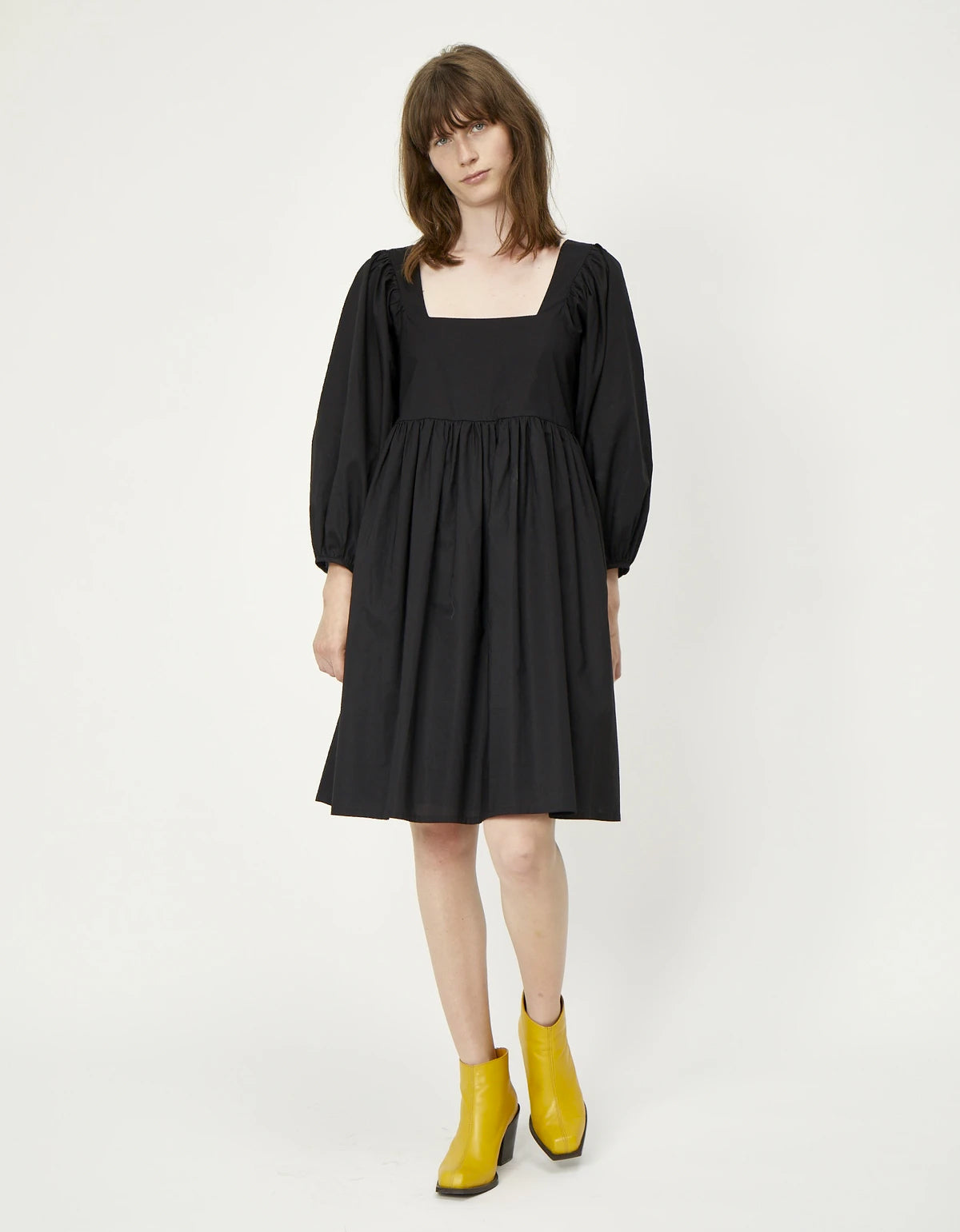 Just Female Merle Dress Black