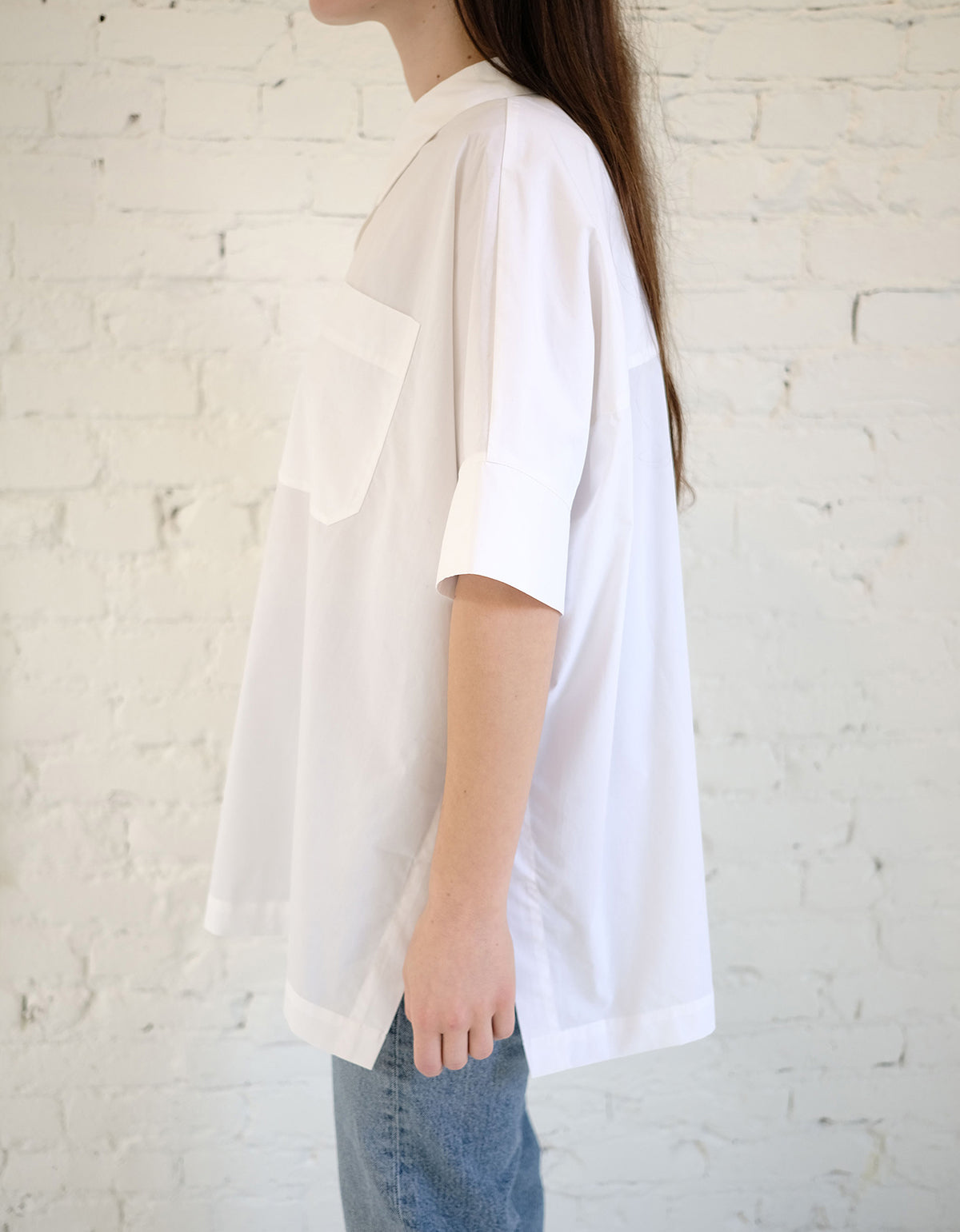 Just Female Noria Shirt White