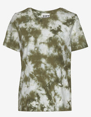 Just Female Triko Tee Clover Tie Dye