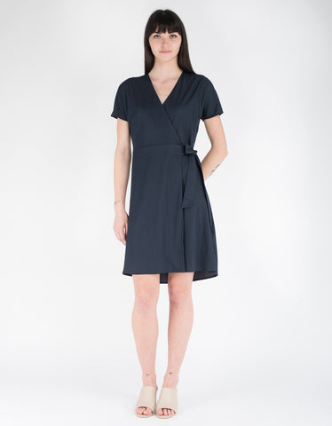 Just Female Lash Dress Dark Blue Denim