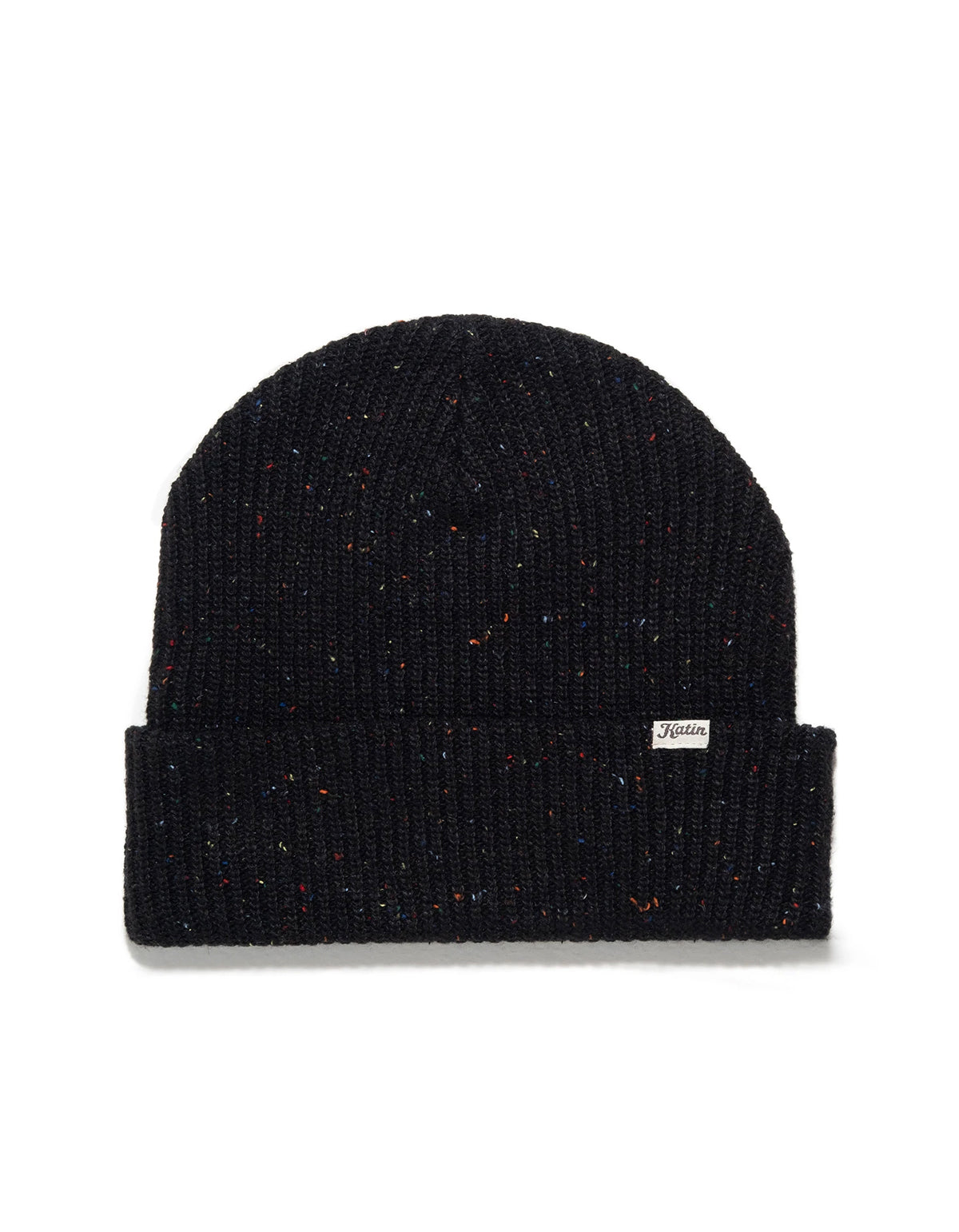 Katin Basic Beanie in Black Marle
