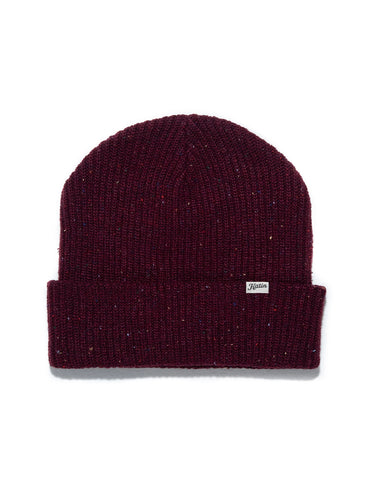Katin Basic Beanie in Dark Red Marle