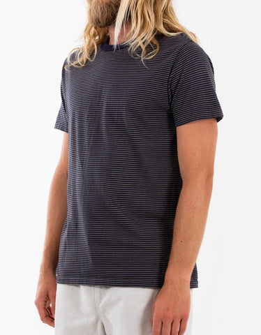 Katin James Knit Tee Navy