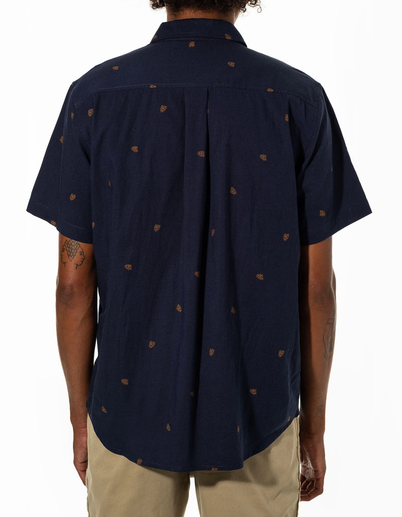 Katin Jefferson Shirt in Navy