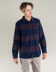Katin Smith Shirt Jacket Navy