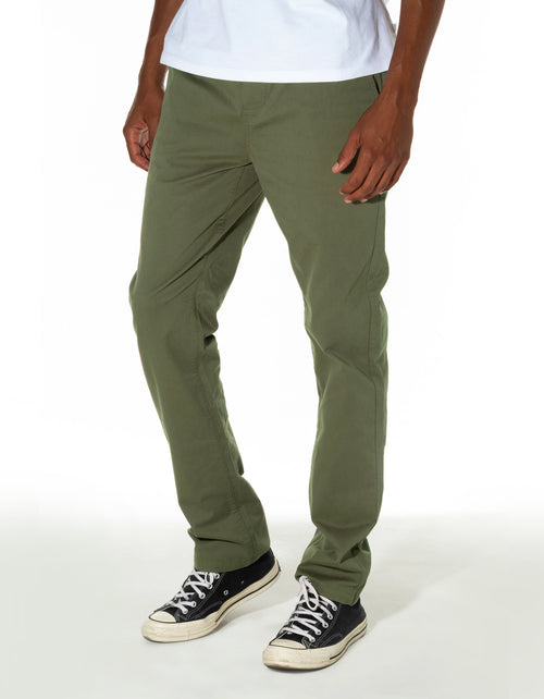 Katin Stand Pant in Army