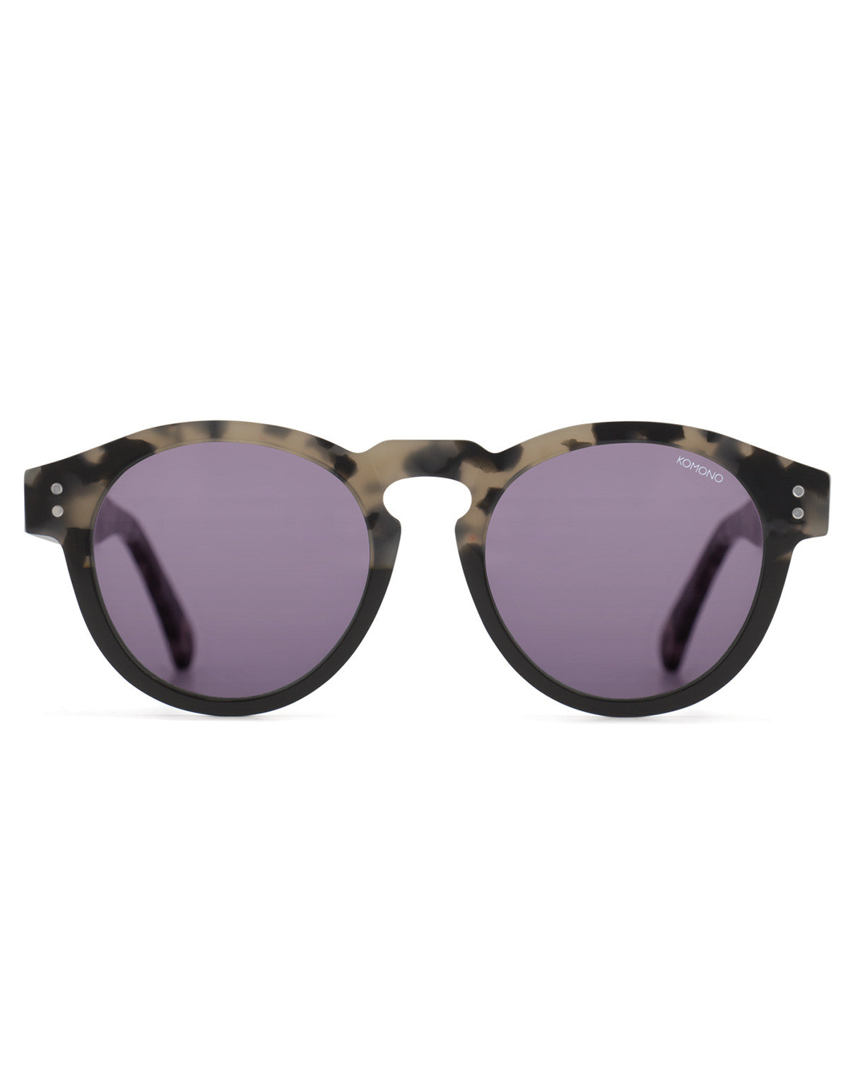Komono Crafted Clement Acetate Black Sand - Still Life - 1