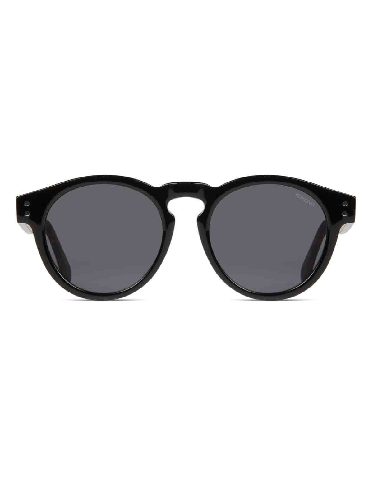 Komono Crafted Clement Acetate Black Tortoise
