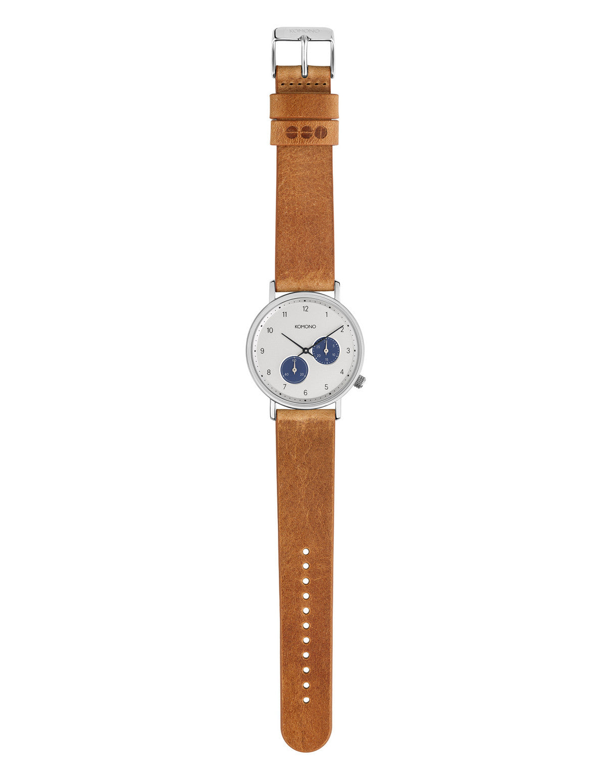 Komono Walther Crafted Watch Camel - Still Life - 3