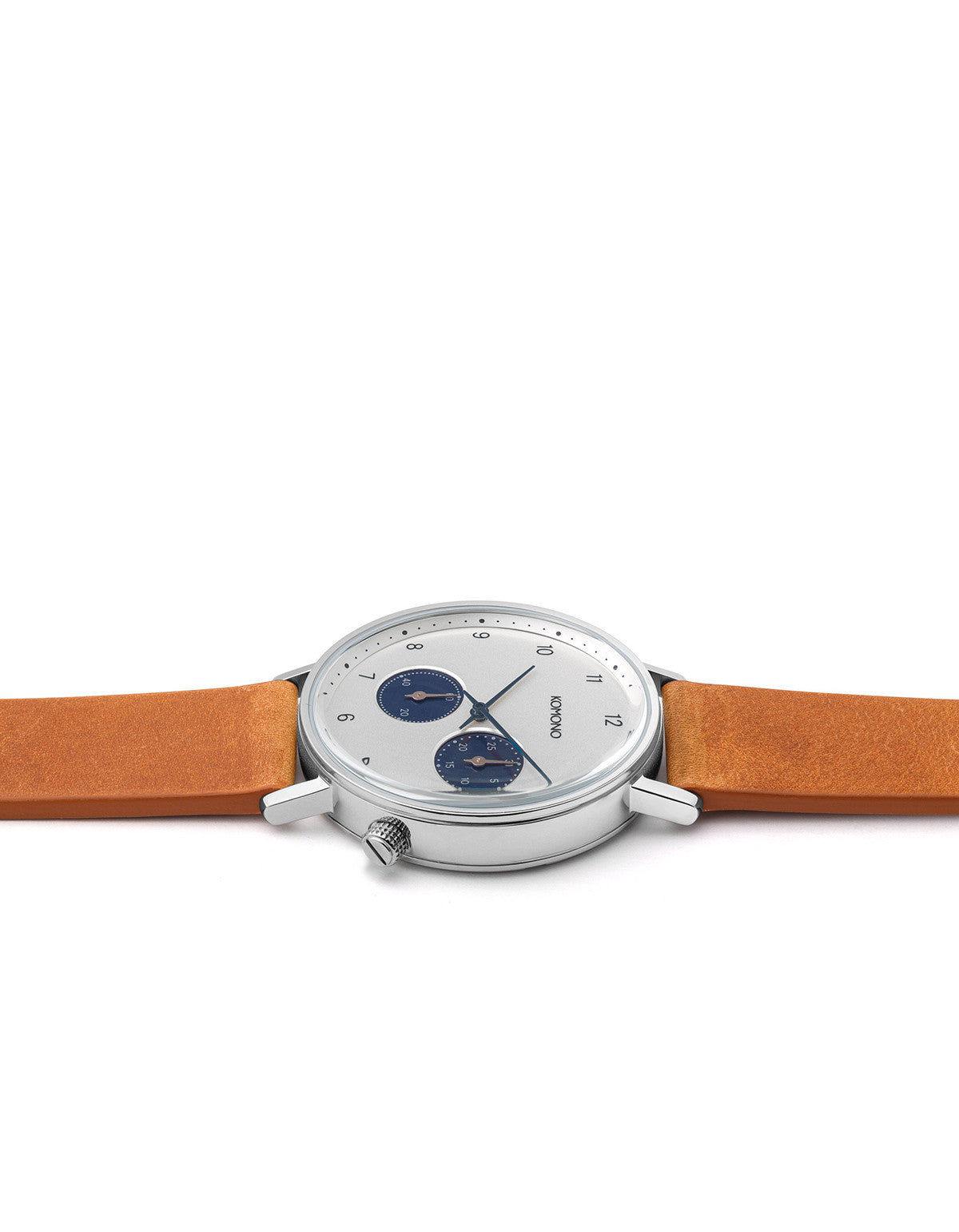 Komono Walther Crafted Watch Camel - Still Life - 4