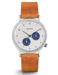 Komono Walther Crafted Watch Camel - Still Life - 1