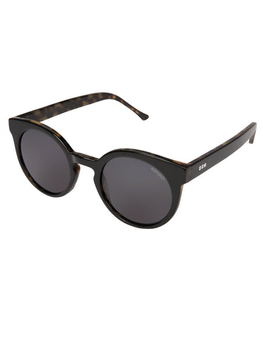 Komono Crafted Lulu Acetate Black Tortoise