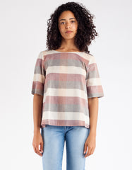 Kowtow Day Top Check