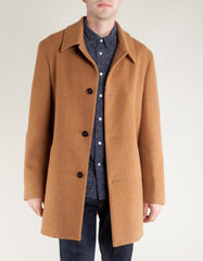 La Paz Heavey Wool Coat Camel