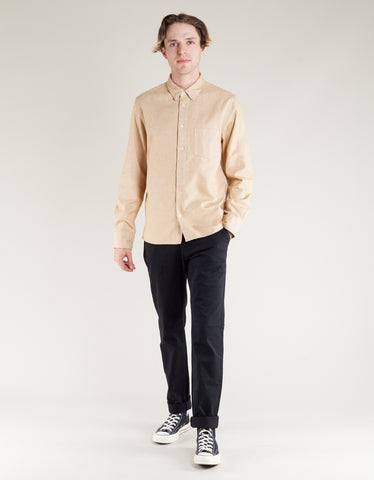 La Paz Lopes Shirt Cinnamon