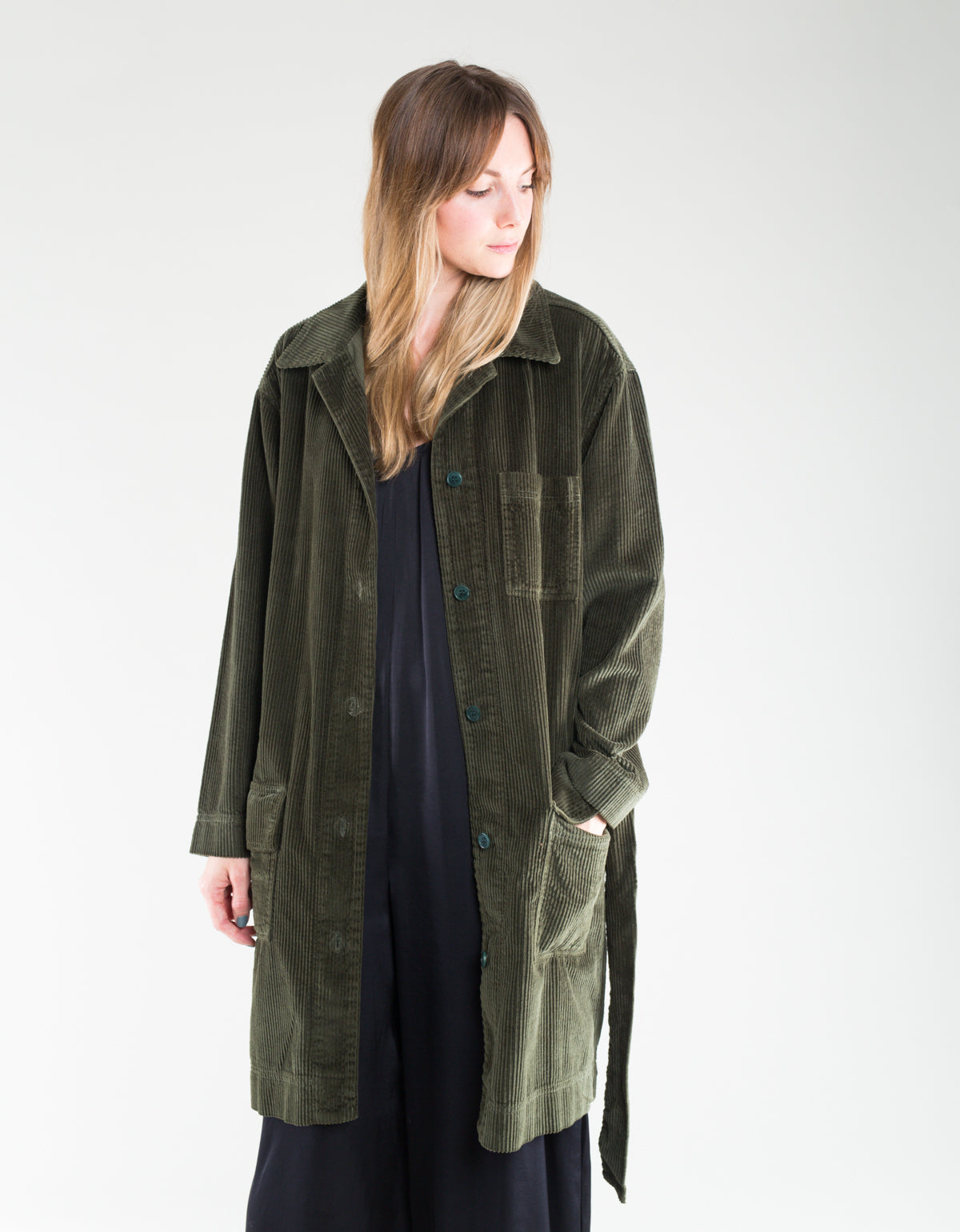Lacausa Astair Jacket Cypress