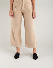 Lacausa Frankie Trousers Oatmeal