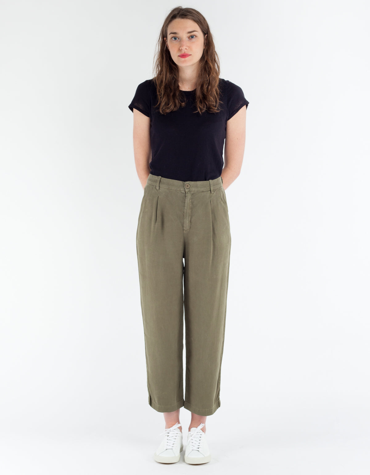 Lacausa Isabelle Trouser Basil