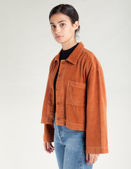 Lacausa Jane Jacket Fox