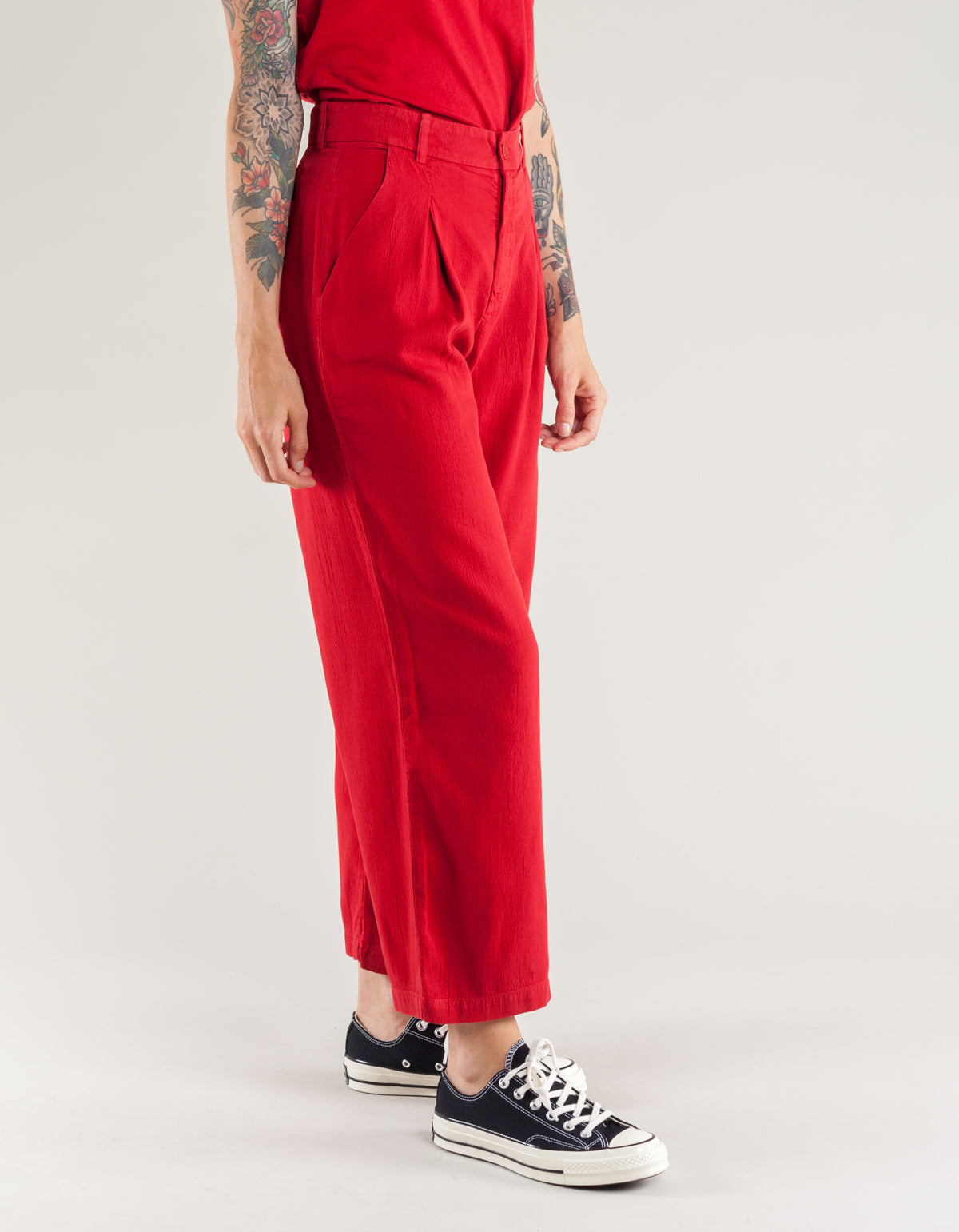 Lacausa Lola Trouser Apple