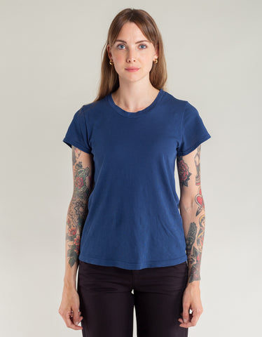 Lacausa Luxe Frank Tee Oxford