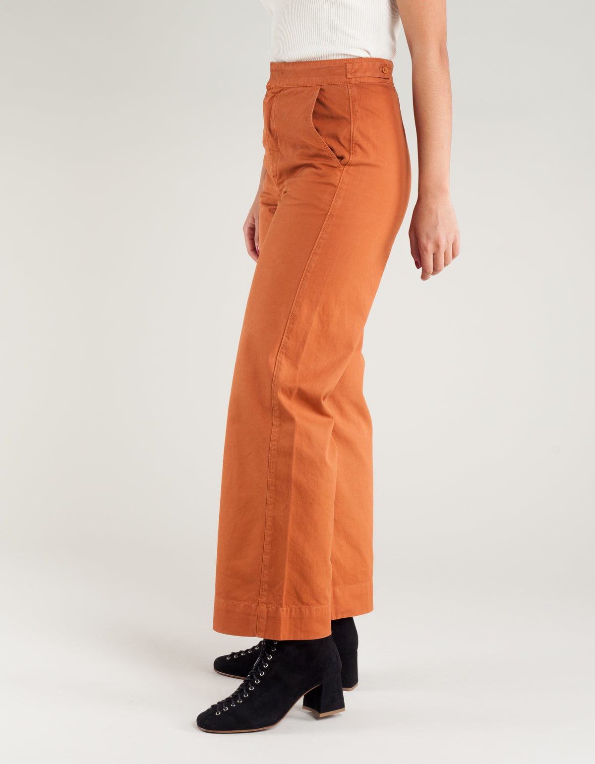 Lacausa Max Trouser Fox