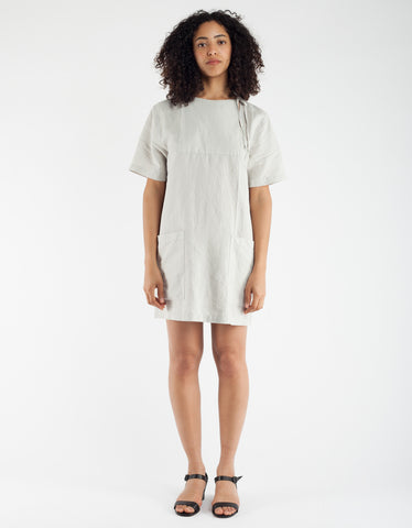 Lacausa Patch Mini Dress Bowie