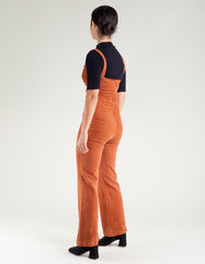 Lacausa Rosie Jumpsuit Fox
