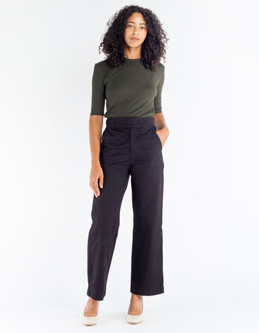 Lacausa Uniform Trouser Tar