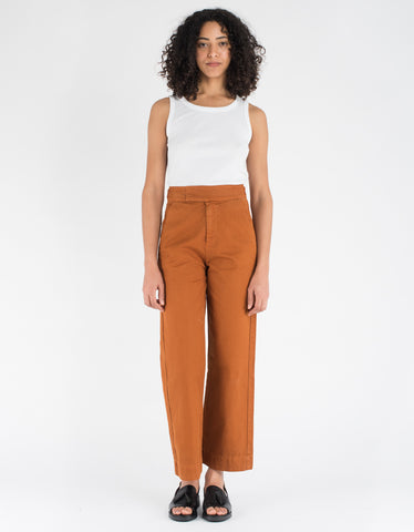Lacausa Uniform Trouser Maple