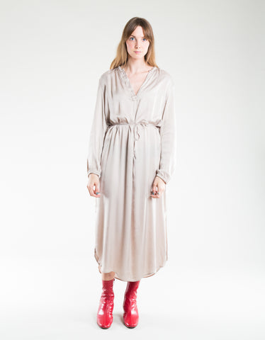 Lacausa Veronica Dress Oatmeal