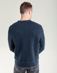 Levi's Made and Crafted Crewneck Blue