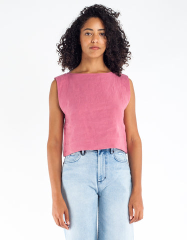 Ilana Kohn Kate Crop Rose