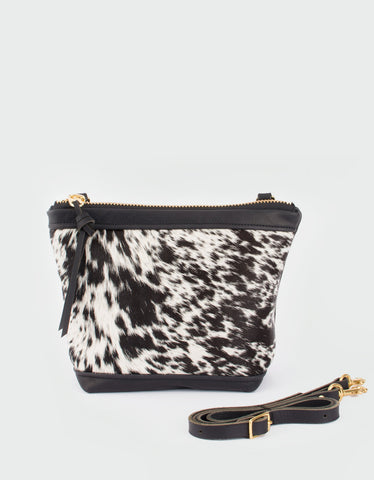 Eleven Thirty Melissa Mini Shoulder Bag Salt & Pepper