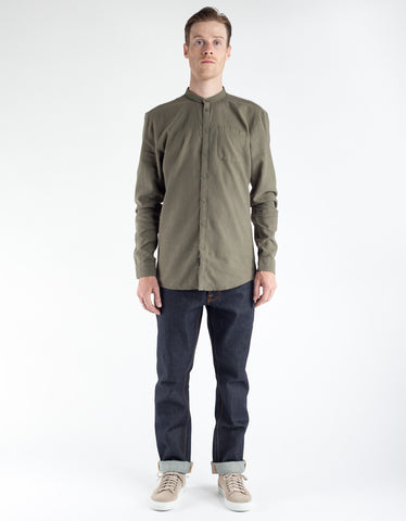 Minimum Alec Shirt Dusty Olive