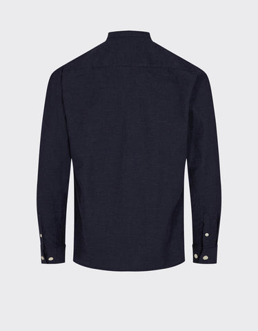 Minimum Anholt Shirt Navy Blazer