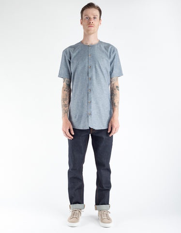 Minimum Calzada Shirt Dark Navy
