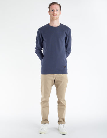 Minimum Campi Sweatshirt Dark Navy