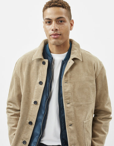 Minimum Charles Lightweight Jacket Khaki