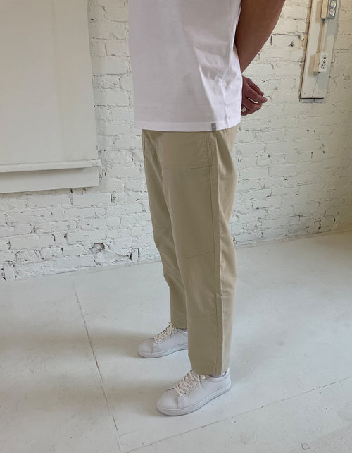 Minimum Craig Pant in Broken White
