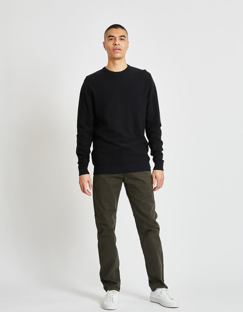 Minimum Curth Jumper in Black