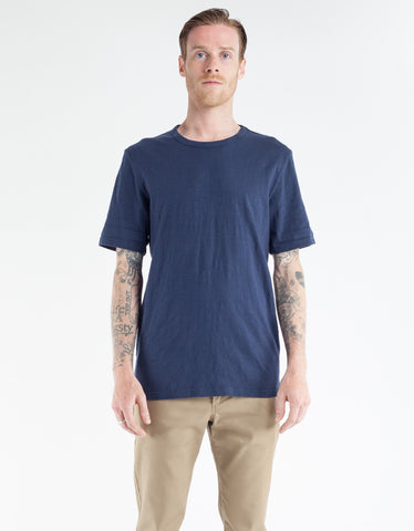 Minimum Delta Tee Dark Iris