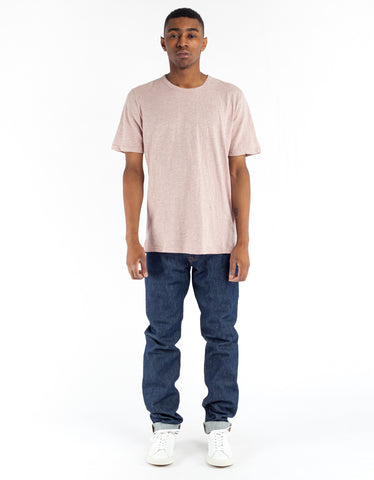 Minimum Delta Tee Adobe Rose