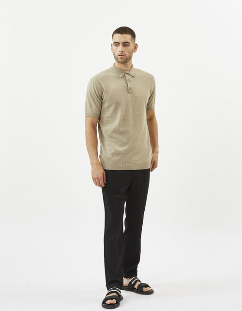 Minimum Februus Polo Tee in Seneca Rock