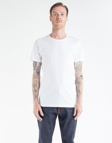 Minimum Fred200 Tee White