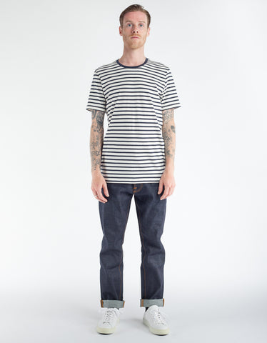 Minimum Gil Tee Dark Navy